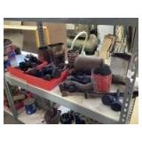 Grease Cups, Air Cleaner, and Miscellaneous Hardware