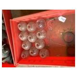 Glass Drip Oiler Cups