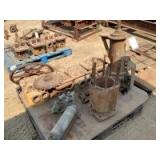 Cat 60 PTO Assembly and More