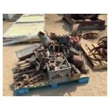Miscellaneous Parts and Old Toys