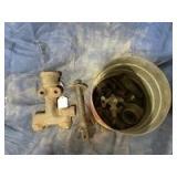 International Fuel pump 2451TM