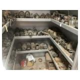 Miscellaneous Magnetos and Parts (Fourth Shelf)