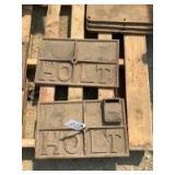 Holt 75 Side Plate
