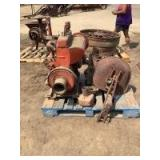 Air Cooled Gas Engine and Other Parts