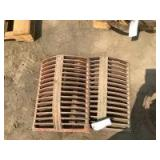 Case Front Grills