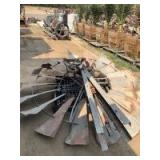 Windmill Blade Assembly