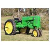 John Deere Model 40 Narrow Front