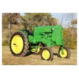 John Deere 40 Vegetable