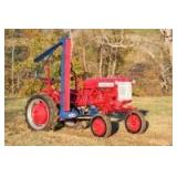 McCormick Farmall Cub w/ Sickle Mower