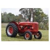 McCormick Deering International W4 Standard