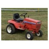 Gravely Lawnmower