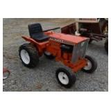 Allis Chalmers Big Ten Lawn Tractor
