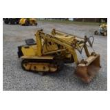 Struck Magnatruc Mini Dozer