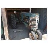 Oliver 88 Diesel Row Crop