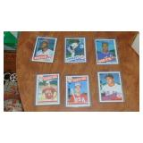 1985 Topps Complete Set