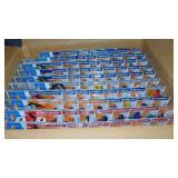 Box of Hot Wheels Cars