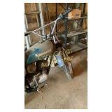 Kawasaki Dirt Bike 100 CC -1978