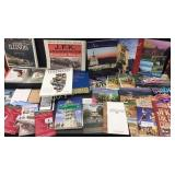 Assorted Travel Guide Books