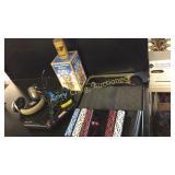 Craftsman Poker Chips, Bubble Bear, Head Phones,
