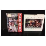 Michael Jordan Book and The Chicago Bulls Book