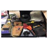 Pond Kit, Tool Pouches, misc Tools