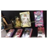 (6) Barbie Dolls (1) Doll