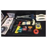 Tools, Saw Blades, Nails, Staples, Etc