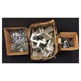 Assortment of brackets