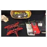 Auto tector refrigerant leak detector, Wrenches,