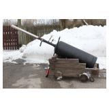 Homemade Air Cannon