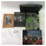 Collection of Coffee Table Books