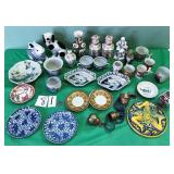 Asian collectable items