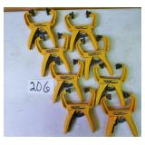 Flat -  Quick-Grips & Clamps