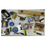 Large Lot of Misc. Tools, etc.