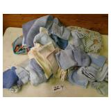 Towels, Wash Cloths, Napkins, Table Cloths, etc.