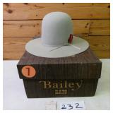 Bailey Beaver Hat