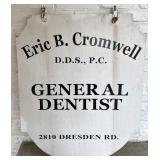 Cromwell Dentistry Sign