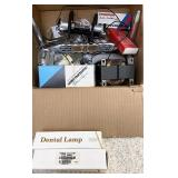 Dental lamps and more
