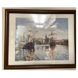 Claud Monet print