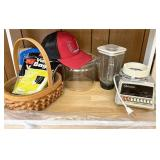 Mixer basket vacuum bags and more