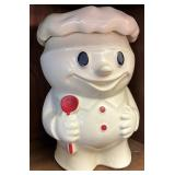 McCoy  Pottery Bob Baker cookie jar