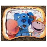 Blues clues TV tray