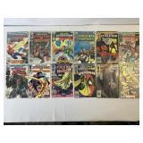 Spiderman comic book