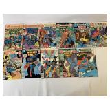 Worlds finest superhero comics