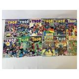 Thor comic books