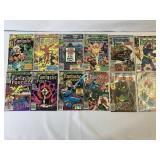 The fantastic four comic book