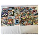 Justice league comic books