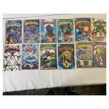 The omega comic books