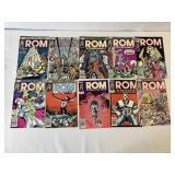 Rom comic books