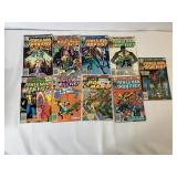 PowerMan iron fist comic books